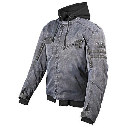 Textile Short Men Jackets
