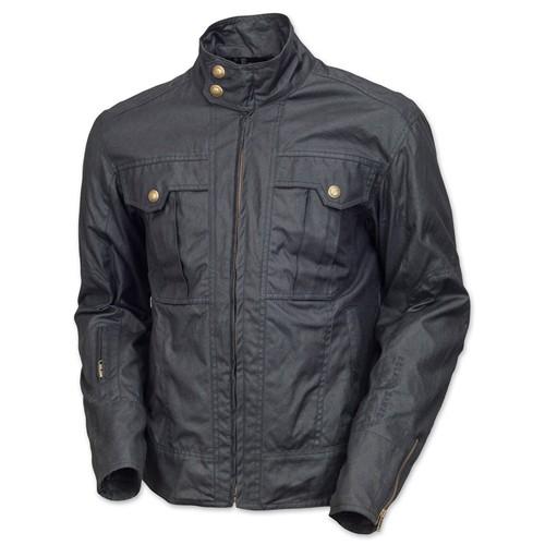 Textile Long Jackets Men