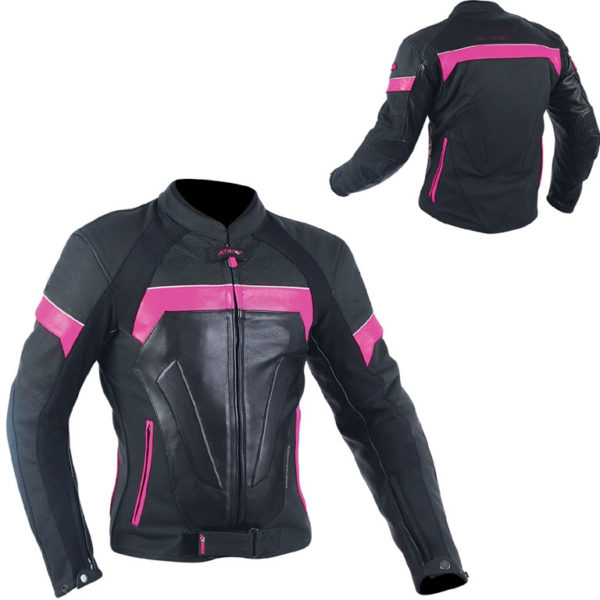 Leather Jackets Women 1