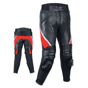 Leather Trousers Men