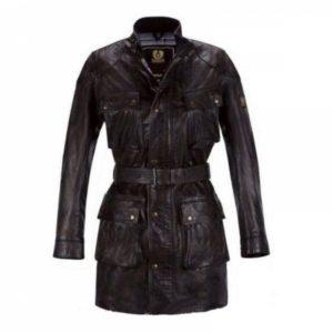 Men Fashion Long Coat